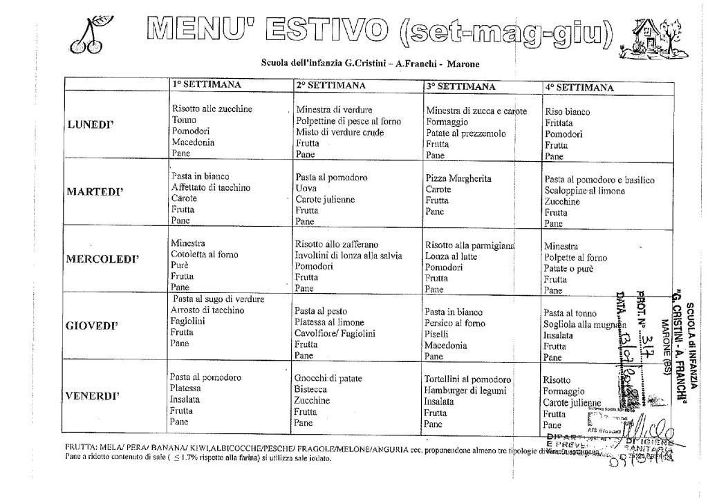 estivo-menu